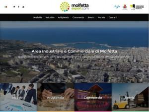 molfetta export sito web